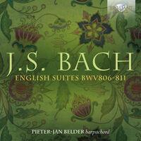 J Bach .S. / Belder - English Suites BWV 806-811