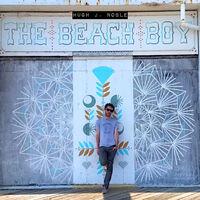 Hugh Noble  J - Beach Boy