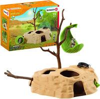 Schleich - Schleich Meerkat Hangout (Fig)