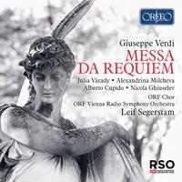 Verdi / Orf Chor / Segerstam - Messa Da Requiem (2pk)