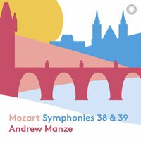 Mozart / Ndr Radiophilharmonie / Manze - Symphonies 38 & 39