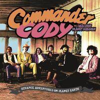 Commander Cody - Strange Adventures On Planet Earth