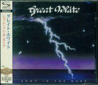 Great White - Shot In The Dark (Jpn) (Shm)