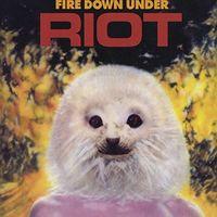 Riot - Fire Down Under (Bonus Tracks) [Remastered] (Uk)