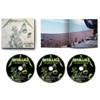 Metallica - ...And Justice For All: Remastered [3CD]