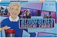 Games - Hasbro Gaming - Ellen Blindfolded Musical Chairs Game