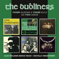 Dubliners - Dubliners / In Concert / Finnegan Wakes + In (Uk)