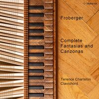 Terence Charlston - Complete Fantasias & Canzonas
