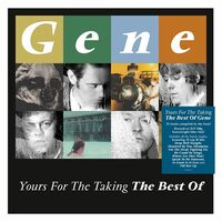 Gene - Yours For The Taking: The Best Of [Import Limited Edition 180-Gram Blue 2LP]