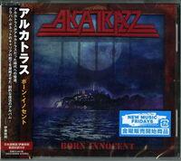 Alcatrazz - Born Innocent (w/ Japanese Bonus Material)