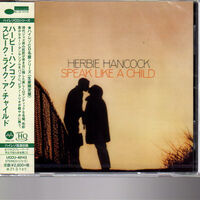 Herbie Hancock - Speak Like A Child [Limited Edition] (24bt) (Hqcd) (Jpn)