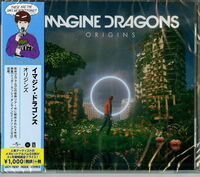Imagine Dragons - Origins (Bonus Tracks) (Ltd) (Reis) (Jpn)