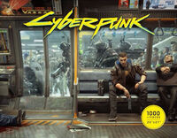 Cyberpunk 2077: Metro Life Puzzle - Cyberpunk 2077: Metro Life Puzzle