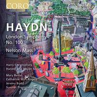 Haydn / Christophers - London Symphony 100
