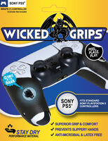 Ps5 Wicked Grips - Controller Grips - Wicked-Grips High Performance Controller Grips for PlayStation 5