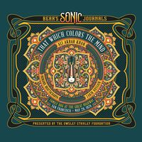 Ali Khan Akbar - Bears Sonic Journals: That Which Colors The Mind