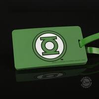 Dc Comics - Green Lantern Q-Tag - Quantum Mechanix - DC Comics - Green Lantern Q-Tag