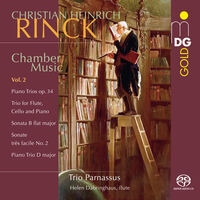 Rinck / Dabringhaus / Trio Parnassus - Chamber Music 2