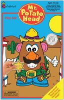 Colorforms Mr. Potato Head Play Set - Colorforms Mr. Potato Head Play Set