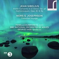 Fenella Humphreys - Violin Works