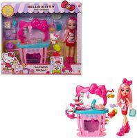 Sanrio - Mattel - Hello Kitty and Friends So-Delish Kitchen Playset (Sanrio)