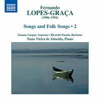 Lopes-Graca / Gaspar / Almeida - Songs & Folk Songs 2