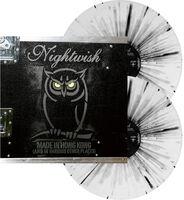 Nightwish - Made In Hong Kong (White W/Black Splatter Vinyl)