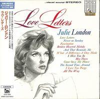 Julie London - Love Letters (Paper Sleeve)
