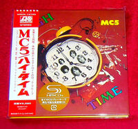 Mc5 - High Time (Jmlp) (Shm) (Jpn)