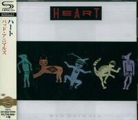 Heart - Bad Animals (Jpn) (Shm)