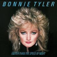 Bonnie Tyler - Faster Than The Speed Of Night (Gate) [180 Gram] (Post)