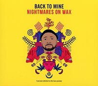 Nightmares On Wax - Back To Mine - Nightmares On Wax