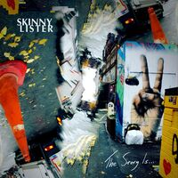 Skinny Lister - Story Is... (Grn) [Limited Edition]