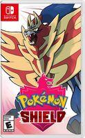Swi Pokemon Shield - Pokémon Shield for Nintendo Switch