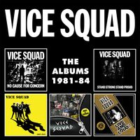Vice Squad - Albums 1981-1984 (Box) (Uk)