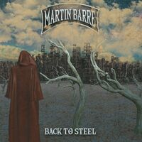 Martin Barre - Back To Steel (Bonus Tracks) [Clear Vinyl] [Limited Edition] [Reissue]