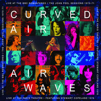 Curved Air - Airwaves - Live At The Bbc Remastered / Live At