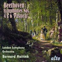 Bernard Haitink - Beethoven: Symphonies 4 & 6 pastoral