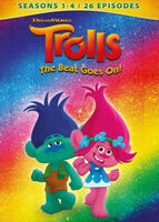 Trolls [Movie] - Trolls: The Beat Goes On! - Seasons 1-4
