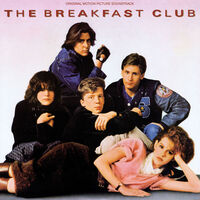 Various - The Breakfast Club (Original Motion Picture Soundtrack)