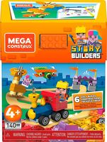 Mega Bloks - MEGA Brands - MEGA Bloks Story Builders