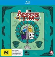 Adventure Time: Complete Collection - Adventure Time: Complete Collection (12pc) / (Box)