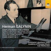 Galynin / Latysheva / Nikiforchin - Complete Works For Strings