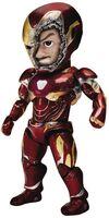 Beast Kingdom - Beast Kingdom - Avengers 3: Infinity War EAA-070SP Iron Man BattleDamaged Mk50 Action Figure