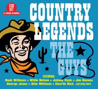 Country Legends The Guys / Various - Country Legends: The Guys / Various (Uk)