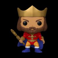Funko Pop! Vinyl: - FUNKO POP! VINYL: Masters of the Universe- King Randor (MT)