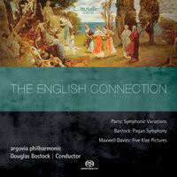 Bantock / Bostock / Argovia Philharmonic - English Connection
