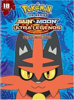 Pokemon the Series: Sun & Moon - Ultra Legends - Pokemon The Series: Sun And Moon - Ultra Legends: The Alola League  Begins Season 22 Set 2