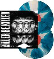 Killer Be Killed - Killer Be Killed (Blue & White Vinyl) (Blue) [Limited Edition]