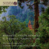 Schumann / Carlock-Combet Duo - Romantic Violin Sonatas